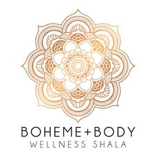 Boheme + Body Wellness Shala logo