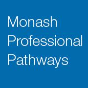 Monash Professional Pathways logo