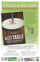 A Place at the Table - The Story of Hunger in the U.S.