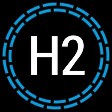 H2 University logo
