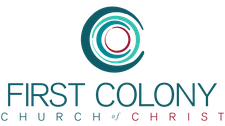 First Colony Church of Christ logo