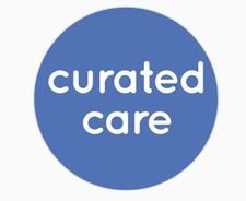 Curated Care logo