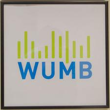 WUMB Radio, Boston logo
