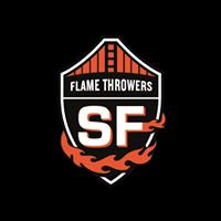 SF FlameThrowers logo