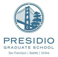Presidio Graduate School - 415.655.8912 logo