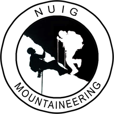 NUIG Mountaineering Club logo