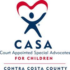 CASA of Contra Costa County logo