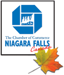 The Chamber of Commerce Niagara Falls, CANADA logo