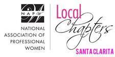 NAPW Santa Clarita logo