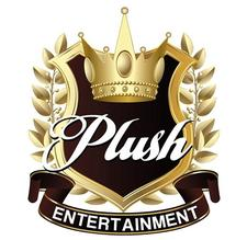 Plush Entertainment logo