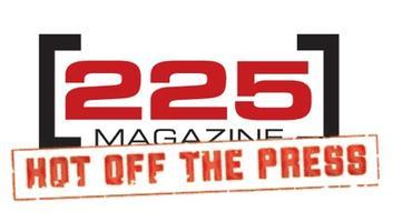 225 Magazine's Hot Off the Press LSU vs. Arkansas...