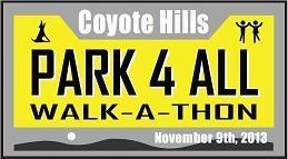 Coyote Hills Walkathon