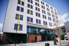 Portsmouth Business School, Business Services and Research Office logo