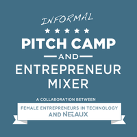 Informal Pitchfest + Entrepreneur Mixer (Holiday...