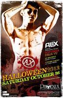 AX HALLOWEEN 2013