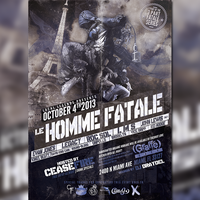 Local Legends Presents - Le Homme Fatale