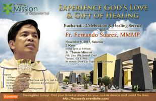 Father Suarez Healing Mass