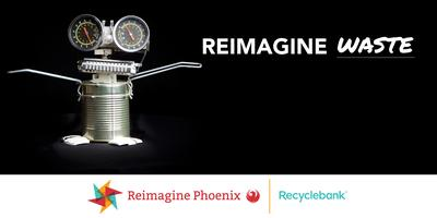 Reimagine Phoenix with Recyclebank Launch at the AZ Sci...