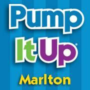 Pump It Up of Marlton logo