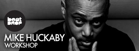 Mike Huckaby Workshop and Q&A - All Ages