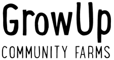 GrowUp Community Farms logo