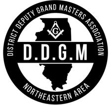 NorthEastern District Deputy Grand Master's Association logo
