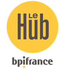 Bpifrance Le Hub  logo