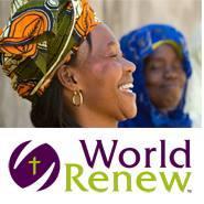 World Renew logo