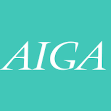 AIGA Hampton Roads logo