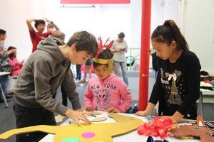 Creative Camp, 9+
