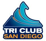 Triathlon Club of San Diego logo