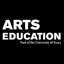 Arts Education - Part of the University of Essex logo