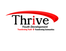 Thrive Youth Development, Inc.  logo