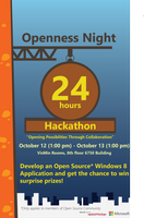 Openness Night Windows 8 App Dev Boot Camp