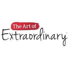 Katherine Reid, BNBT & Genevieve Matthews, The Art of Extraordinary logo