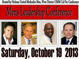 "Men's Leadership Conference "" Men Working It ! """