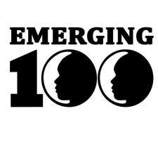 Emerging 100 of Atlanta logo