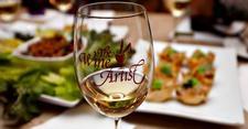 The Wine Artist  logo