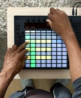 Ableton Push Tour - LONDON