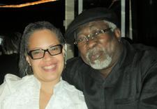 Elder Malcolm and Pastor Karen McNairy, Ephphatha Ministries logo