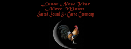 New Moon Sacred Sound & Cacao Ceremony