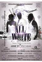 "3rd Annual Fourth Fridays in Petersburg ""All White Affair"""
