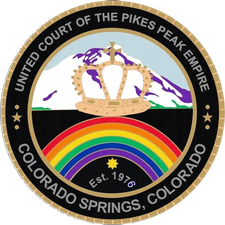 United Court of the Pikes Peak Empire logo