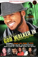 """""""SHE WALKED OUT & GOD WALKED IN"""" by MYKEL COLEMAN..."""