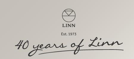 40 years of Linn