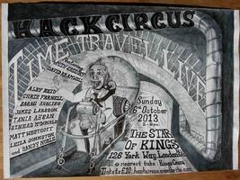 Hack Circus: Time Travel Live