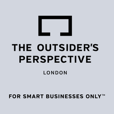 THE OUTSIDER'S PERSPECTIVE logo
