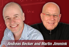 Unity Group - Andreas Becker and Martin Jimmink logo