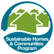 Sustainable Homes and Communities Program logo