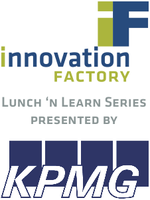 Innovation Factory's October Lunch 'n Learn - Business...